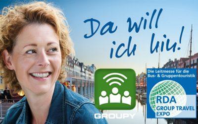 Save the date! RDA Friedrichshafen (10.-11.04.)