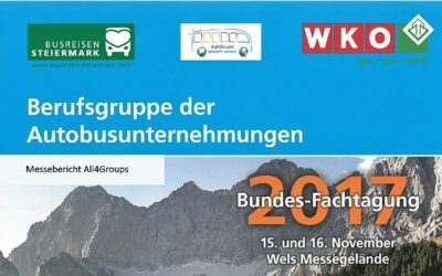 Messerückblick: WKO Bundesfachtagung Wels 2017