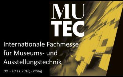Messerückblick: MUTEC Leipzig 2018